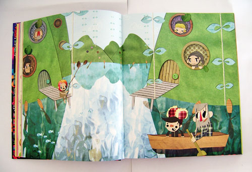 SSA50863  Review: Amelia's Anthology Of Illustration