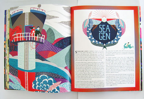 SSA50887  Review: Amelia's Anthology Of Illustration