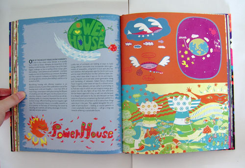 SSA51064  Review: Amelia's Anthology Of Illustration