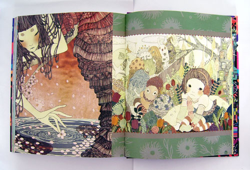 SSA51183  Review: Amelia's Anthology Of Illustration