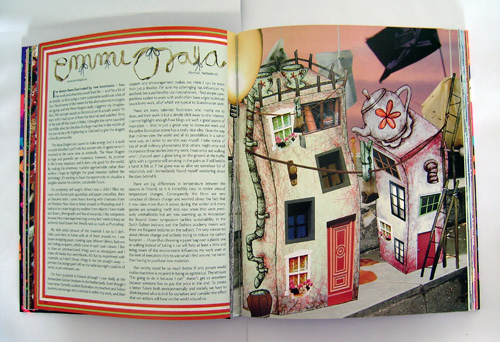 SSA51200  Review: Amelia's Anthology Of Illustration