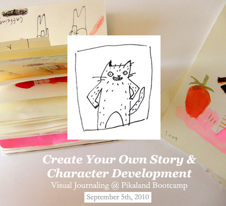 Course: Create your story and character