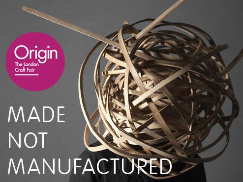 Original  Upcoming events: ORIGIN craft fair (London)