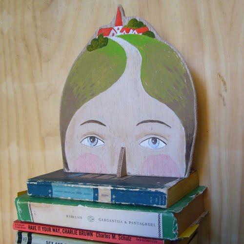 lady village n books  Sandra Eterovic