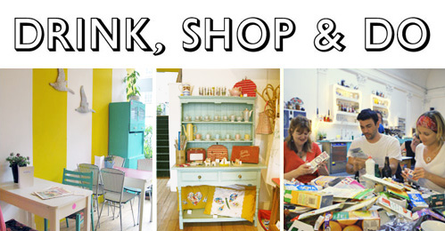 banner3  Indie Craft Shop: Drink, Shop & Do (UK)