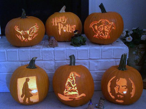 carved by hubpages  15 ideas and tutorials for your crafty pumpkins
