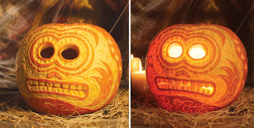 carving filigree by jimbradshaw  15 ideas and tutorials for your crafty pumpkins