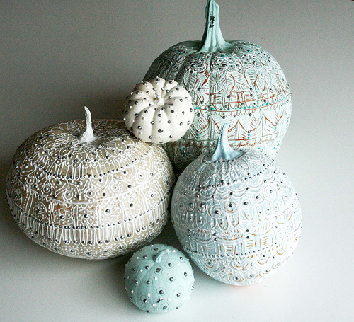decorated alisaburke  15 ideas and tutorials for your crafty pumpkins