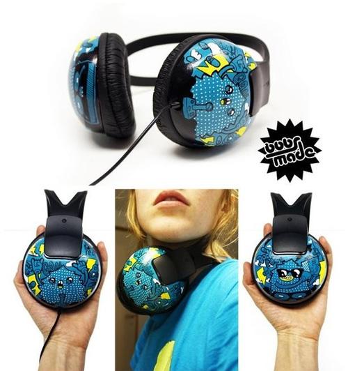 headphones  Bobsmade