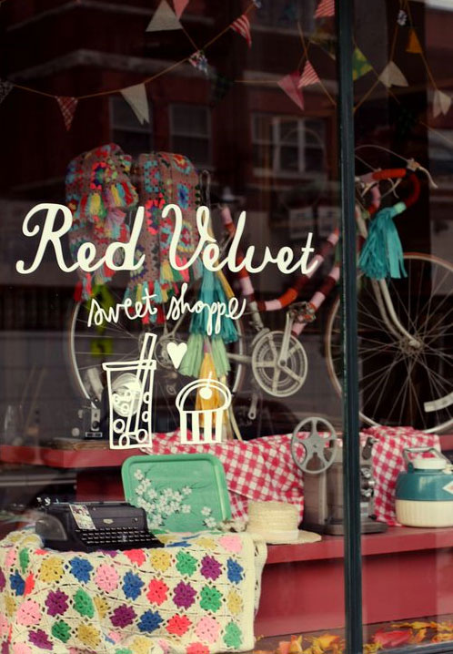 3  Indie Craft Shop: Red Velvet Art (Missouri – USA)