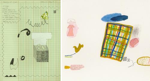 annamaria potamiti  Guest post: 5 Fine Art Favorites from Papernstitch