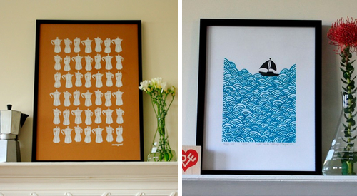 mengsel  Guest post: 5 Fine Art Favorites from Papernstitch