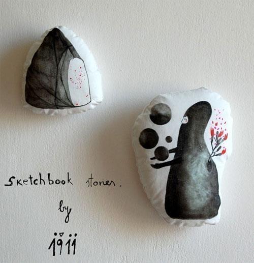 sketchbook stories 3  Sketchbook stories from The Good Machinery