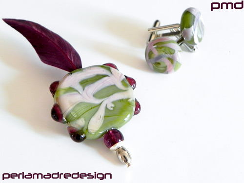 spilla gemelli1  Giveaway by Perlamadre Design