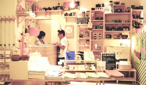 The Little Drom Store2  Indie Craft Shop: The Little Drom Store (Singapore)