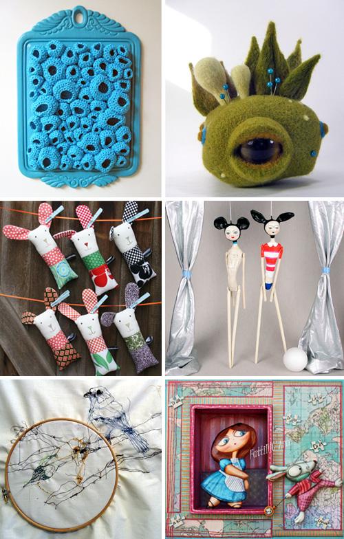 3Dimensional art1  IB Flickr Group picks: 3Dimesional Handmade