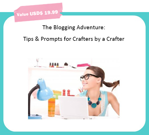 The blogging adventure 1  Giveaway by Sunday Afternoon Housewife