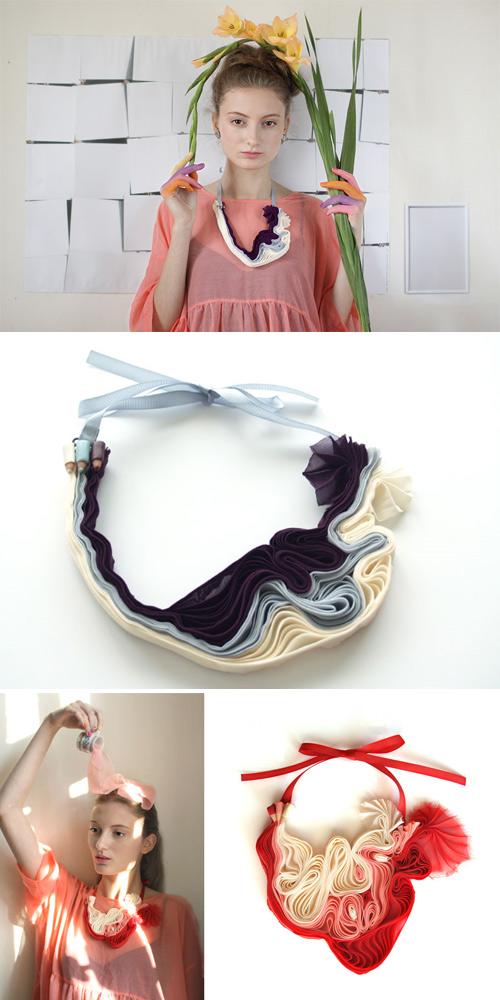 Hair Sock by Ruta Kiskyte3  Hair Sock by Ruta Kiskyte: between art and design