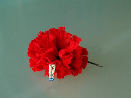 Hair Sock by Ruta Kiskyte4  Hair Sock by Ruta Kiskyte: between art and design