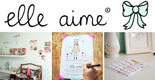 elle aime  Indie Craft Shop: Elle Aime (The Netherlands)