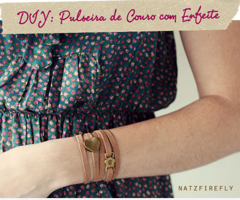 Pulseira by nataliarosin  10 DIY tutorials for the most fashionable bracelets of the moment