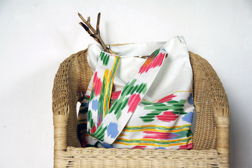 Tote bag by Anastasia Egorova  IB Flickr Group picks: Go go fabric!