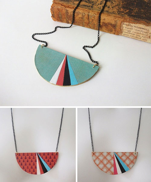 RachellovesBob  Geometric Wow series: Jewelry