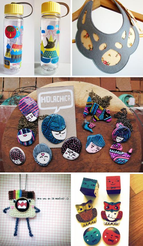 contemporary handamde21  IB Flickr Group picks: Contemporary Handmade