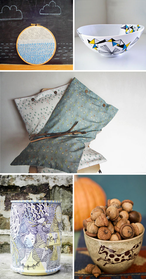 handmade for your home  IB Flickr Group picks: Styling your home, autumn is come
