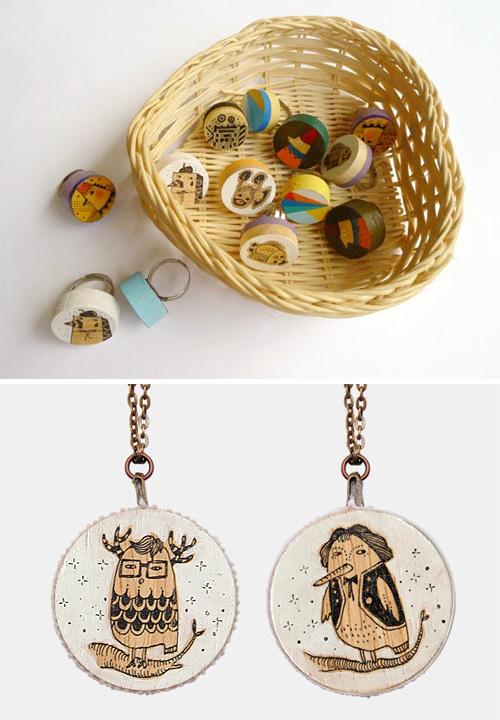 ohandah handmade creations2  Oh & Ah, my latest finds in the handmade