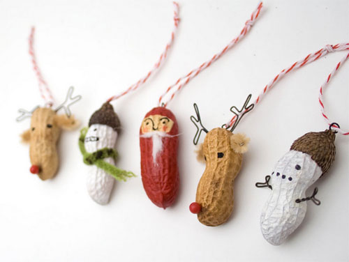 peanuts ornaments  IB Flickr Group picks: Who said cold months are boring?