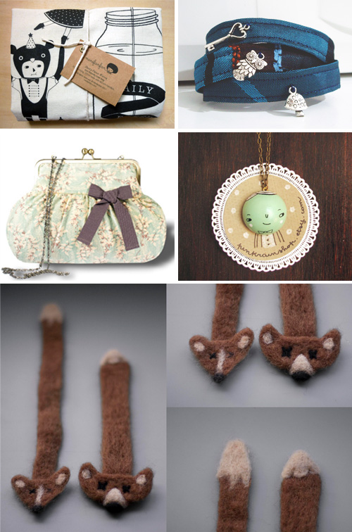 Handmade accessories I would buy  IB Flickr group picks: Things I would buy