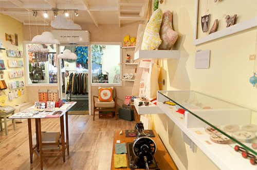 The Maisonette Indie Craft Shop 1  Indie Craft Shop: The Maisonette (UK)