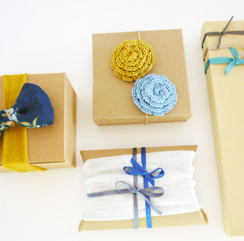Eco Friendly Gigt Wrapping by Marta Florentino  IB Flickr Group picks: It's Holiday Time!