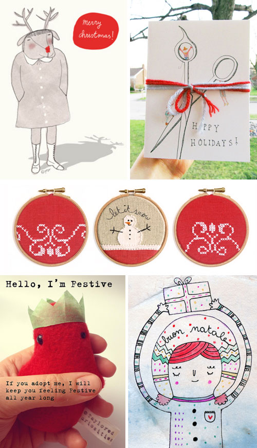 Handmade for Christmas  IB Flickr group picks: Merry Christmas (and a hot cup of tea)!