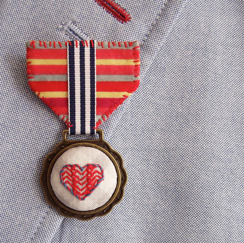 All Heart Medal by teasemade Valentine Day heart  IB Flickr group picks: Valentine's Day, heart it or hate it.