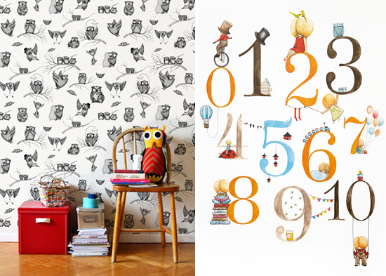 Handmade from Sweden by Mini Empire  Illustrated design from Sweden by Mini Empire