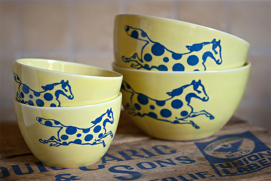 Custard Yellow Nesting Bowls by rcboisjoli Imaginative Bloom Flickr group  IB Flickr group picks: Custard yellow and gold Yellow