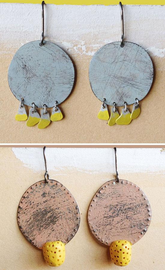 Natalia M P handmade earrings  Natalia Milosz Piekarska – Jewelry to Love