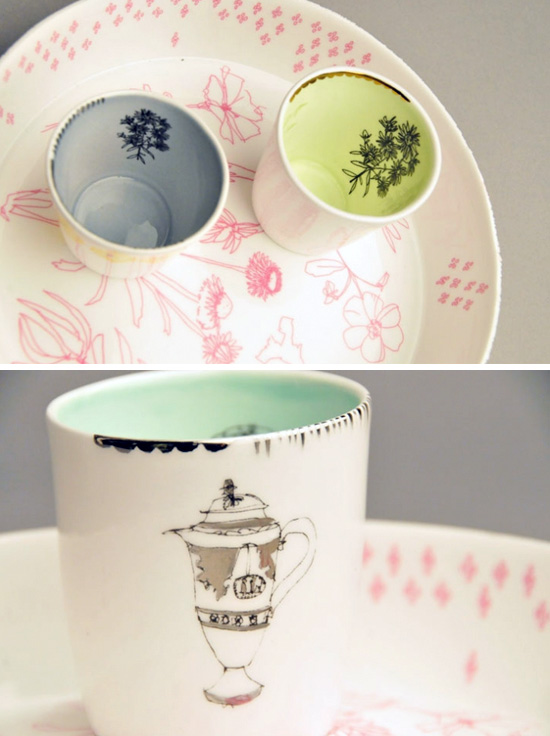 Handmade ceramics by Lowri Davies  Handmade + Illustrated ceramics by Lowri Davies