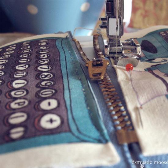 Ceridwen Hazelchild Design sewing  Discovering Ceridwen Hazelchild Design